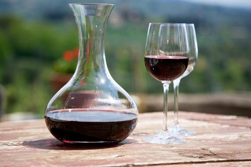 vino tánico